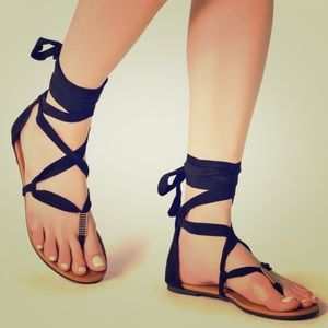 JustFab Lilly Sandals